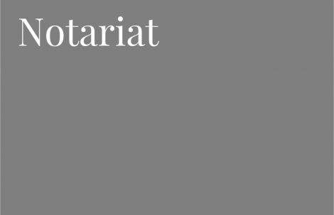 Notariat